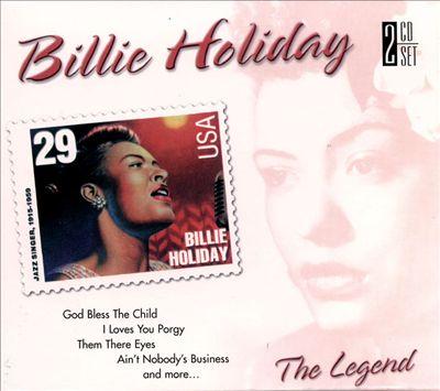 Billie Holiday the Legend