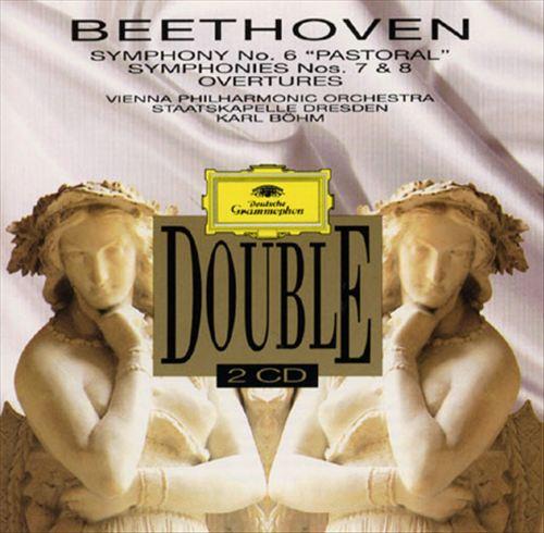 Beethoven: Symphonies Nos. 6, 7, 8; Overtures