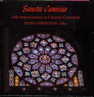Sancta Camisia: Cello Improvisations at Chartres Cathedral