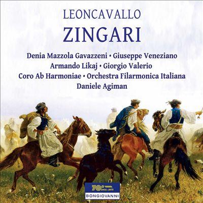 Leoncavallo: Zingari