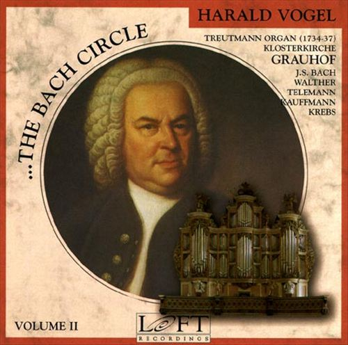 The Bach Circle, Vol. 2