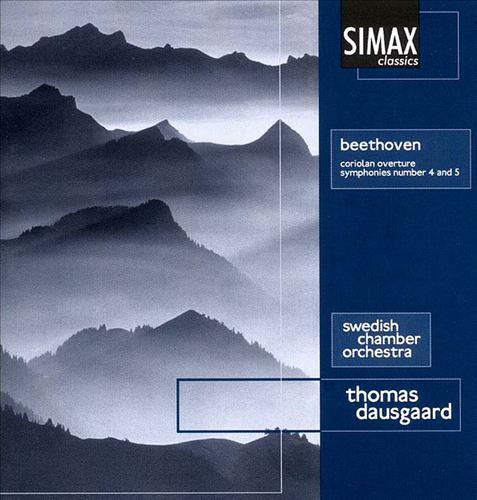 Complete Orchestra Works of Ludwig van Beethoven, Vol. 2: Coriolan Overture; Symphonies 4 & 5