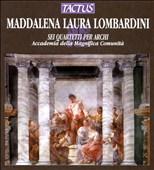 Maddalena Lombardini: Sei Quartetti per Archi Paris, 1769