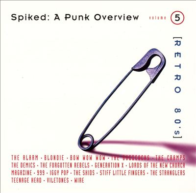 Retro 80's, Vol. 5