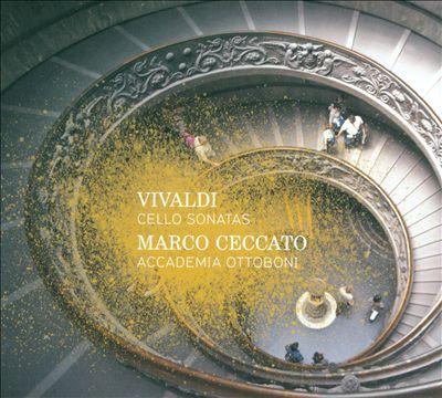 Vivaldi: Cello Sonatas