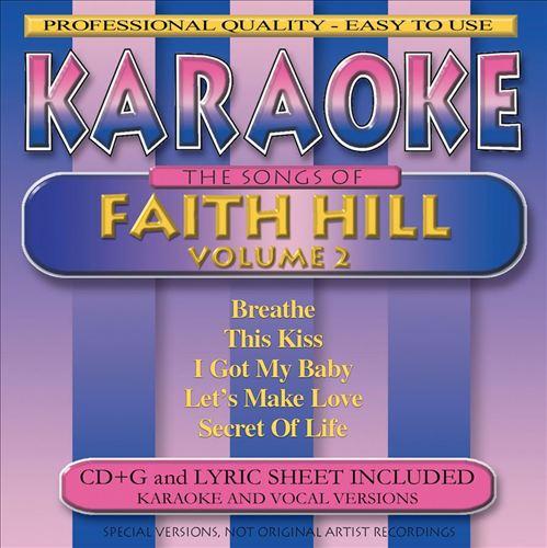 The Songs of Faith Hill, Vol. 2