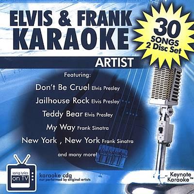 Keynote Karaoke: Elvis Presley & Frank Sinatra