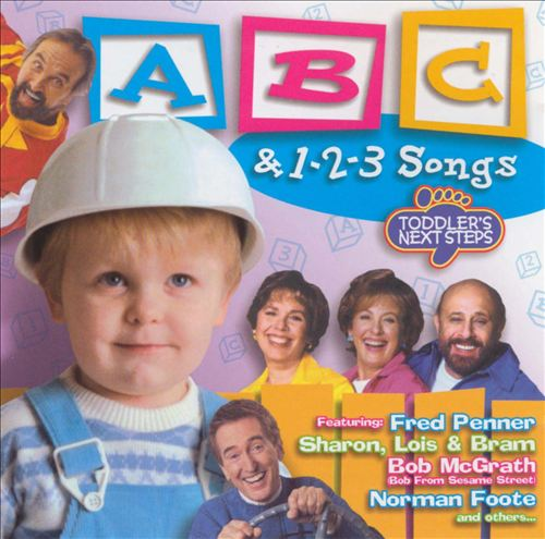 Toddler's Next Steps: ABC & 1-2-3 Songs