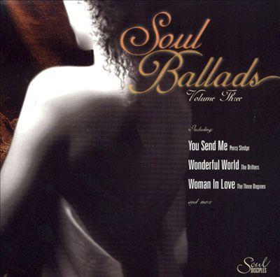 Soul Ballads, Vol. 3 [Retro]