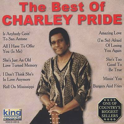 The Best of Charley Pride (King)