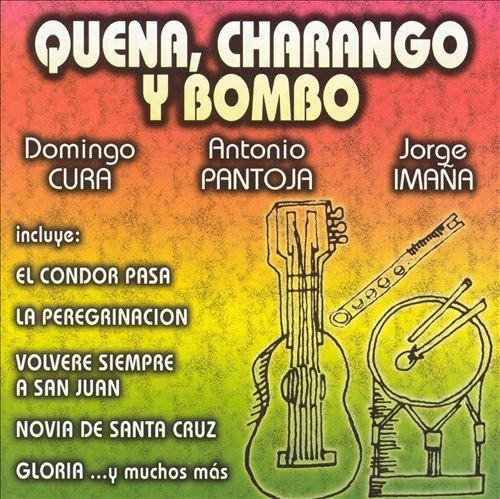 Quena, Charango y Bombo