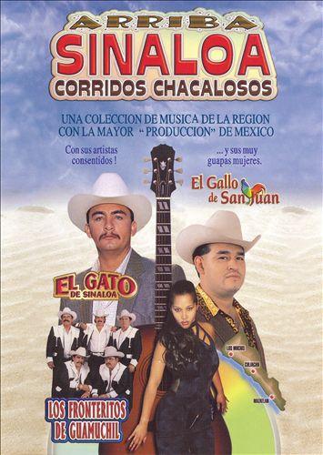 Arriba Sinaloa Corridos Chaclosos [DVD]