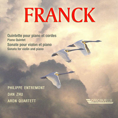 Franck: Piano Quintet; Sonata for violin & piano