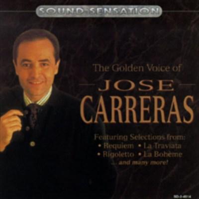 The Golden Voice of Jose Carreras
