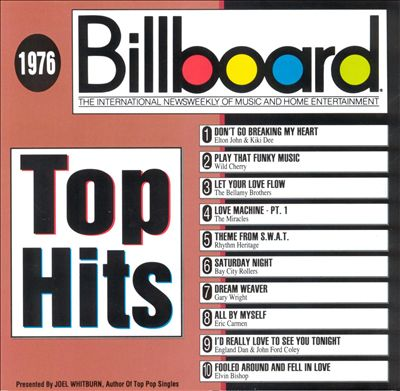 Billboard Top Hits: 1976