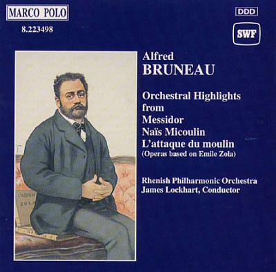Alfred Bruneau Orchestral Highlights