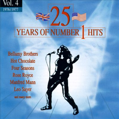 25 Years of Number 1 Hits, Vol. 4