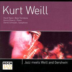 Jazz Meets Weill and Gershwin