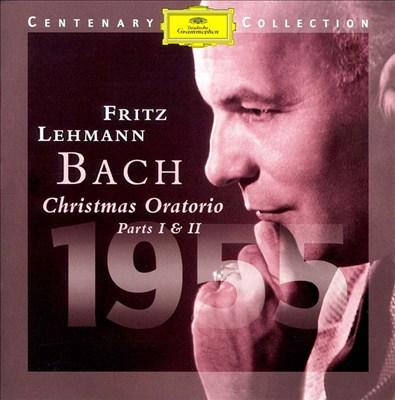 Bach: Christmas Oratorio (Parts I & II)