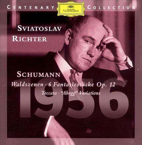 Richter: Phantasiestücke; Waldszenen; Abegg Variations
