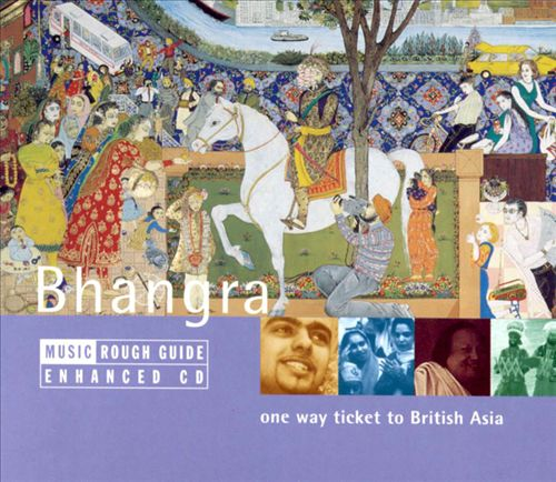 The Rough Guide to Bhangra