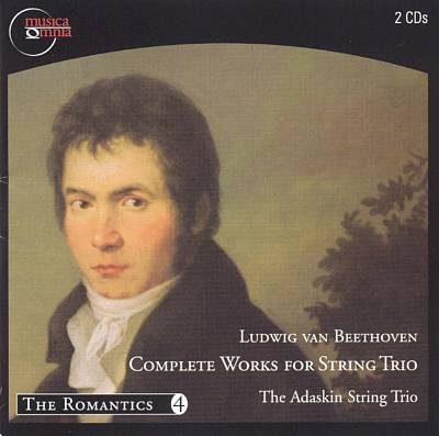Beethoven: Complete Works for String Trio
