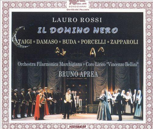 Lauro Rossi: Il Domino Nero