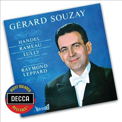 Gérard Souzay Sings Handel, Rameau & Lully