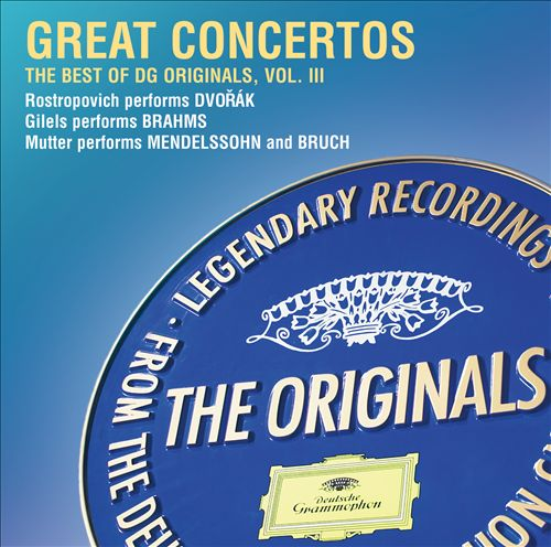 The Best of DG Originals, Vol. 3: Great Concertos