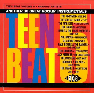 Teen Beat, Vol. 5