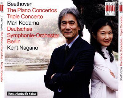 Beethoven: The Piano Concertos; Triple Concerto