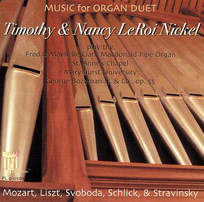Music for Organ Duet