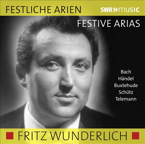 Festliche Arien (Festive Arias)