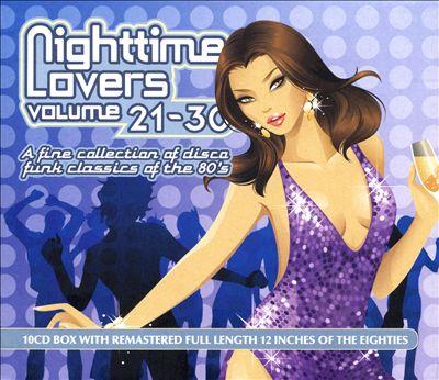 Nightime Lovers, Vols. 21-30