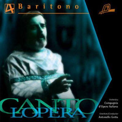 Cantolopera: Baritono, Vol. 4