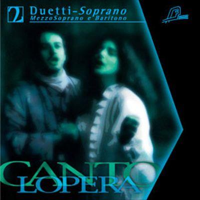 Cantolopera: Duetti, Vol. 2 - Soprano, Mezzosoprano e Baritono