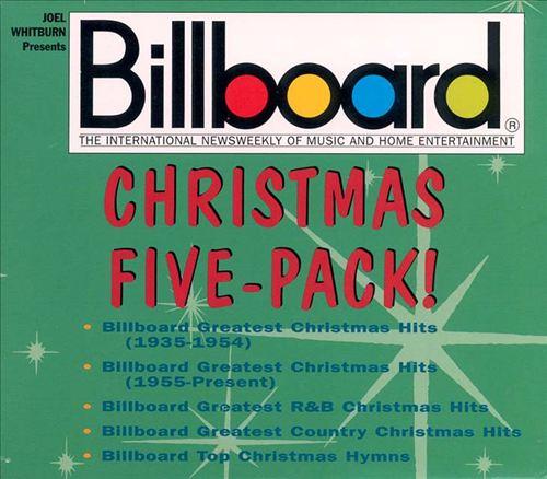 Billboard Christmas Five-Pack! [Box Set]