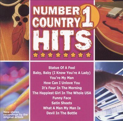 Number 1 Country Hits [Purple]