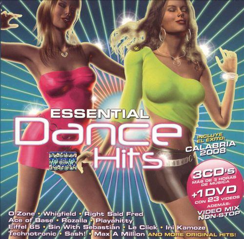 Essential Dance Hits [3CD/DVD] [Sony]
