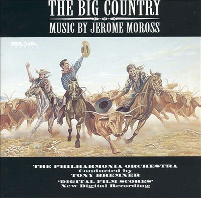 The Big Country: Music of Jerome Moross