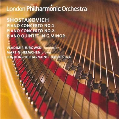 Shostakovich: Piano Concertos Nos. 1 & 2; Piano Quintet in G minor
