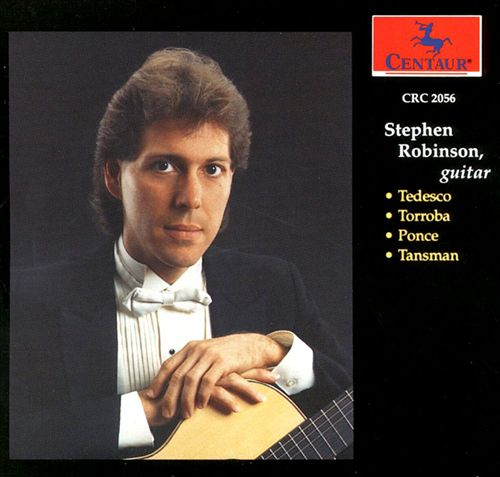 Stephen Robinson, Guitar