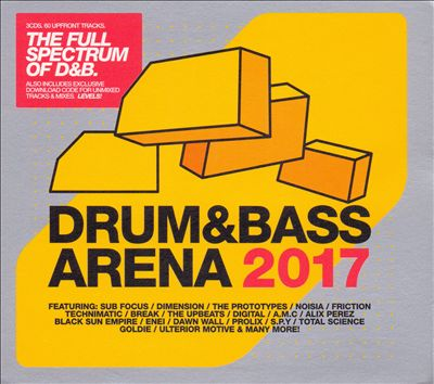 Drum & Bass Arena 2017