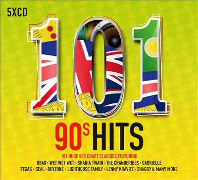 101 90s Hits [Spectrum]