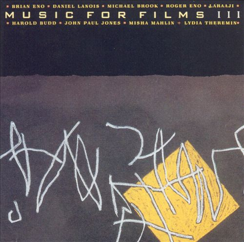 Music for Films, Vol. 3
