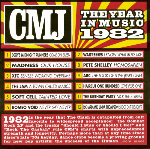 CMJ the Year in Alternative Music 1982