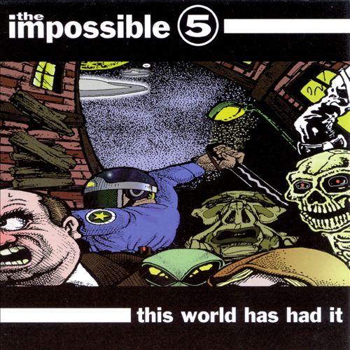 This World Has Had It
