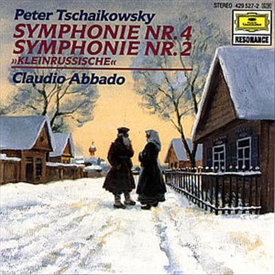 "Peter Tschikowsky: Symphonie Nr. 4; Symphonie Nr. 2 ""Kleinrussische"""