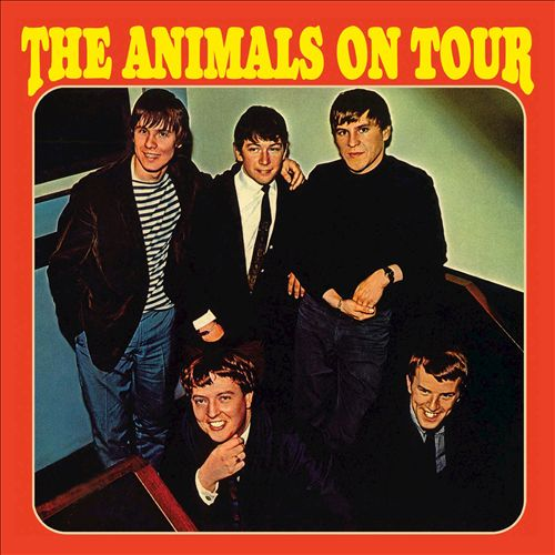 The Animals on Tour