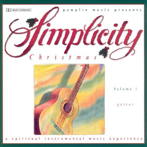 Simplicity: Christmas Guitar